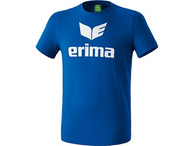 ERIMA Herren Promo T-Shirt Blau