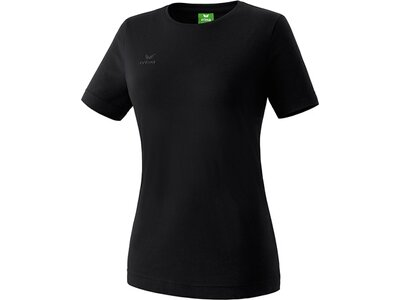 ERIMA Damen Teamsport T-Shirt Schwarz
