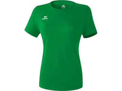 ERIMA Damen Funktions Teamsport T-Shirt Grün