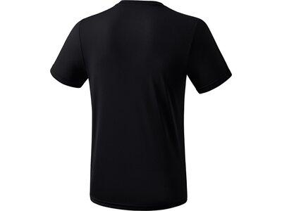 ERIMA Herren Funktions Teamsport T-Shirt Schwarz