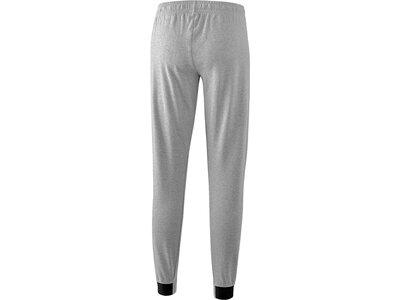 ERIMA Fußball - Teamsport Textil - Hosen Essential Sweathose Pant Damen Grau