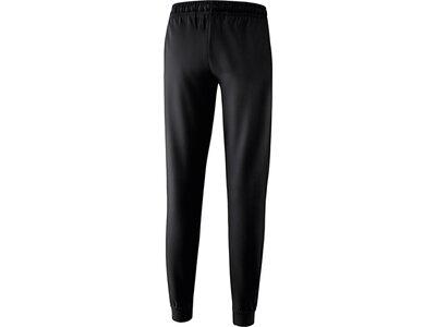 ERIMA Fußball - Teamsport Textil - Hosen Essential Sweathose Pant Damen Schwarz