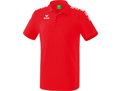 ERIMA Poloshirt Essential 5-C Rot