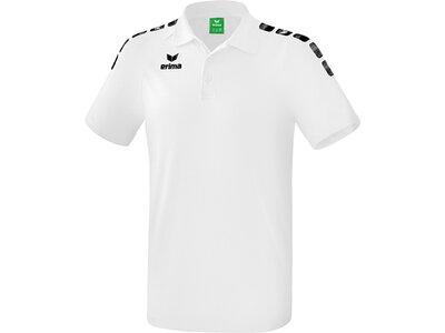 ERIMA Poloshirt Essential 5-C Weiß