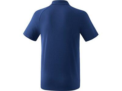 ERIMA Poloshirt Essential 5-C Blau