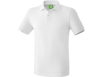 ERIMA Herren Teamsport Poloshirt Weiß