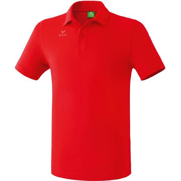ERIMA Herren Teamsport Poloshirt   Sportbekleidung > Sportshirts > Poloshirts   Rot   ERIMA