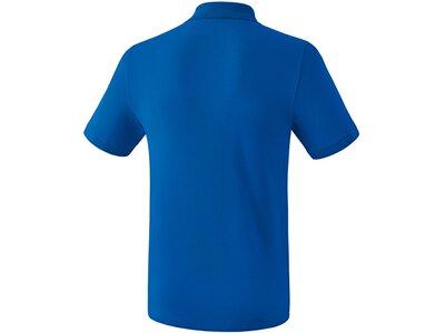 ERIMA Herren Teamsport Poloshirt Blau