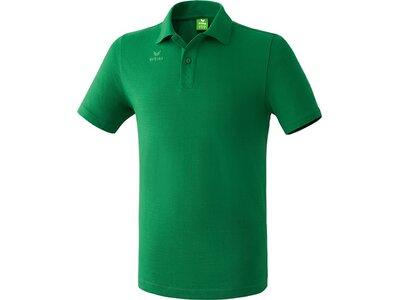 ERIMA Herren Teamsport Poloshirt Grün