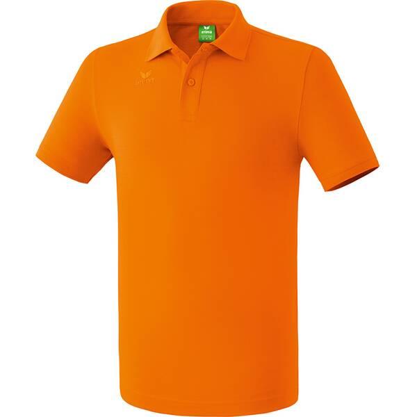 ERIMA Herren Teamsport Poloshirt | Sportbekleidung > Sportshirts > Poloshirts | Orange | ERIMA