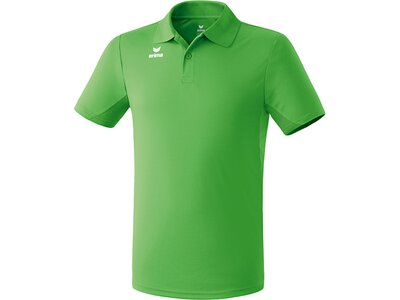 ERIMA Herren Funktions Poloshirt Grün