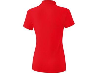 ERIMA Damen Teamsport Poloshirt Rot