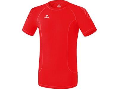 ERIMA Kinder Elemental T-Shirt Rot