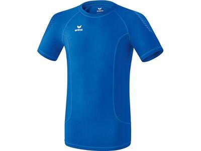 ERIMA Herren Elemental T-Shirt Blau