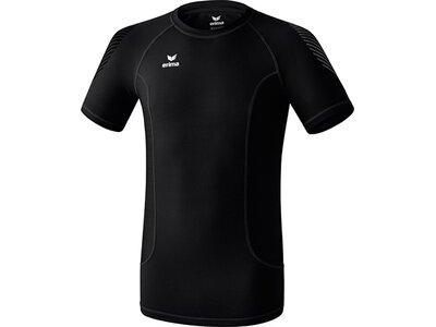 ERIMA Herren Elemental T-Shirt Schwarz