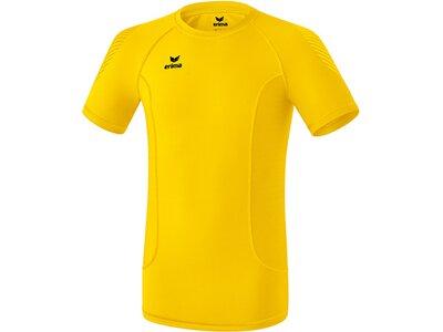 ERIMA Kinder Elemental T-Shirt Gelb