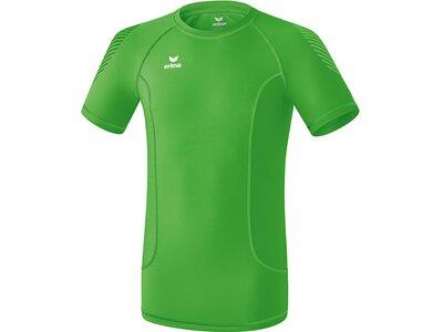 ERIMA Kinder Elemental T-Shirt Grün