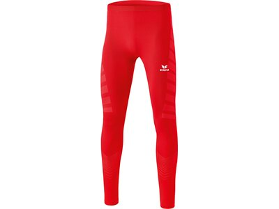 ERIMA Herren Functional Tight Lang Rot