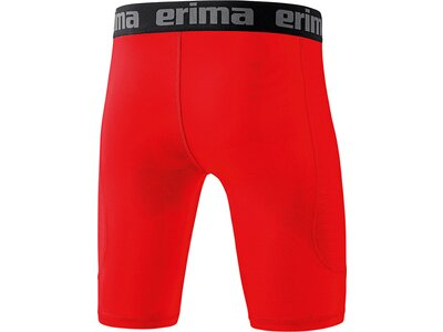 ERIMA Herren Elemental Tight kurz Rot