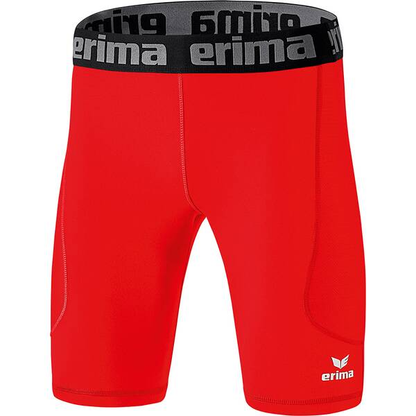 ERIMA Kinder Elemental Tight kurz Rot
