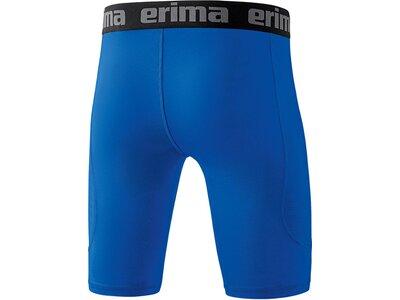 ERIMA Herren Elemental Tight kurz Blau