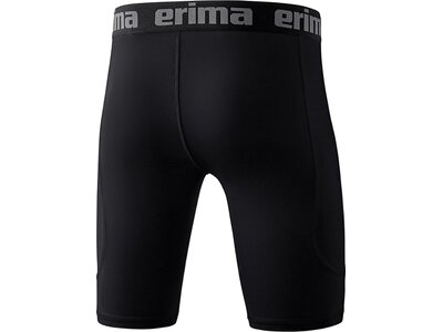 ERIMA Herren Elemental Tight kurz Schwarz