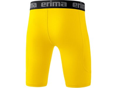 ERIMA Herren Elemental Tight kurz Gelb