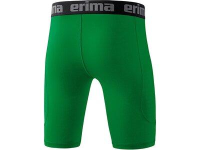ERIMA Herren Elemental Tight kurz Grün