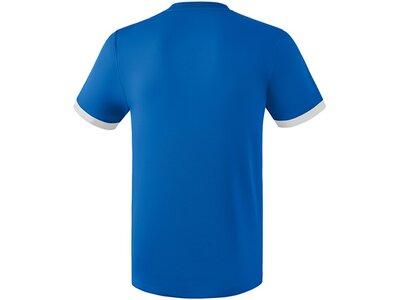 Erima Erwachsene Short Leeds Trikot Blau