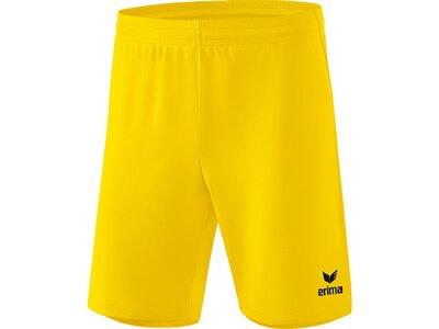 ERIMA Kinder RIO 2.0 Shorts Gelb