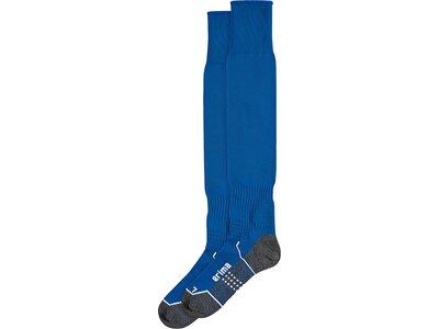 ERIMA Herren Stutzenstrumpf Blau
