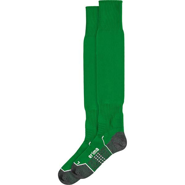 ERIMA Herren Stutzenstrumpf Grün