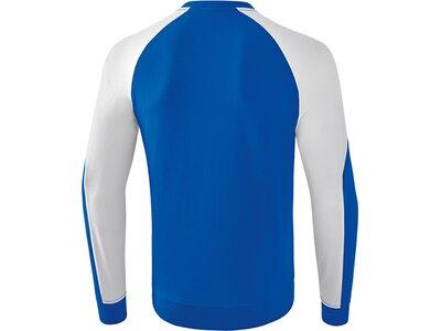 ERIMA Sweatshirt Essential 5-C Blau