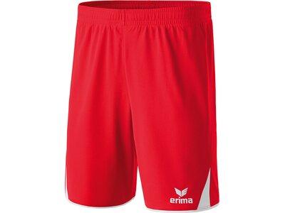 ERIMA Shorts CLASSIC 5-C Rot