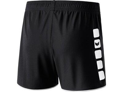 Erima Kinder Short CLASSIC 5-CUBES Shorts Schwarz