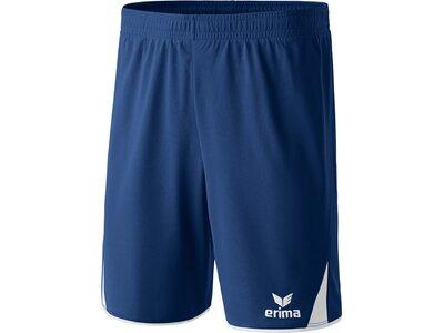 ERIMA Herren CLASSIC 5-CUBES Shorts Blau