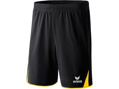 ERIMA Kinder CLASSIC 5-CUBES Shorts Schwarz