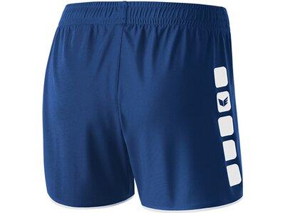 ERIMA Damen CLASSIC 5-CUBES Shorts Blau