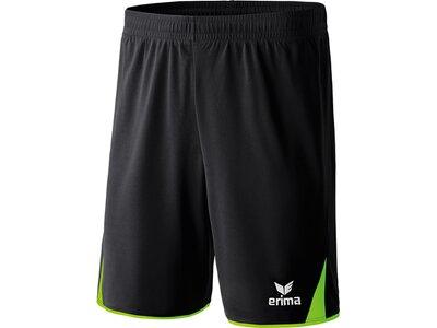 ERIMA Kinder 5-Cubes Shorts Schwarz