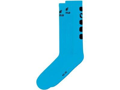 ERIMA CLASSIC 5-CUBES Socken lang Blau