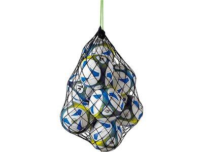 ERIMA Ballnetz für 10 Bälle Schwarz