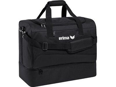 ERIMA Sporttasche mit Bodenfach Schwarz