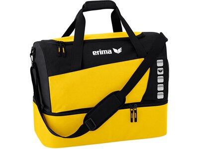 ERIMA Sporttasche mit Bodenfach Gelb