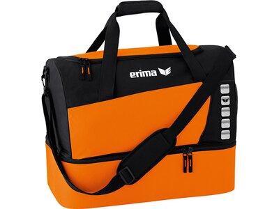 ERIMA Sporttasche mit Bodenfach Orange