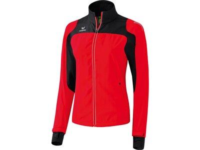 ERIMA Damen Race Line Running Jacke Rot