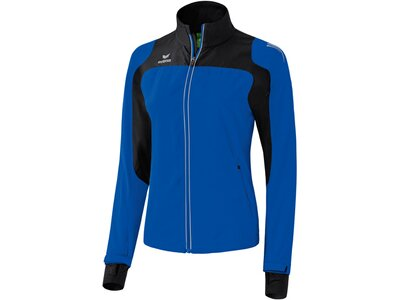 ERIMA Damen Race Line Running Jacke Blau