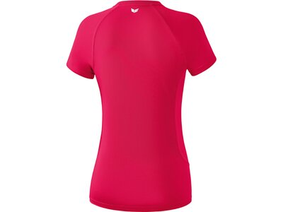 ERIMA Damen PERFORMANCE T-Shirt Rot