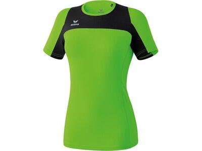 ERIMA Damen Race Line Running T-Shirt Grün