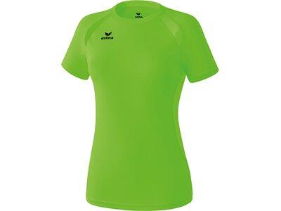 ERIMA Damen PERFORMANCE T-Shirt Grün