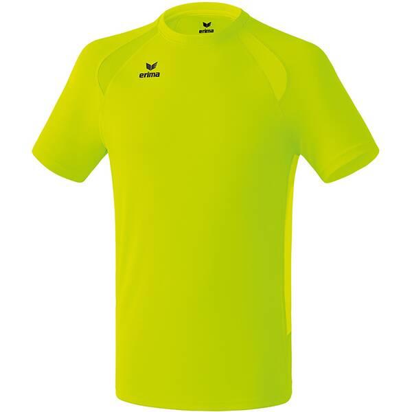 ERIMA Herren PERFORMANCE T-Shirt Gelb